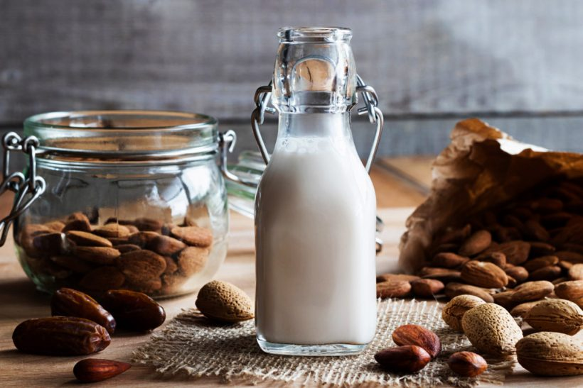 make-almond-milk